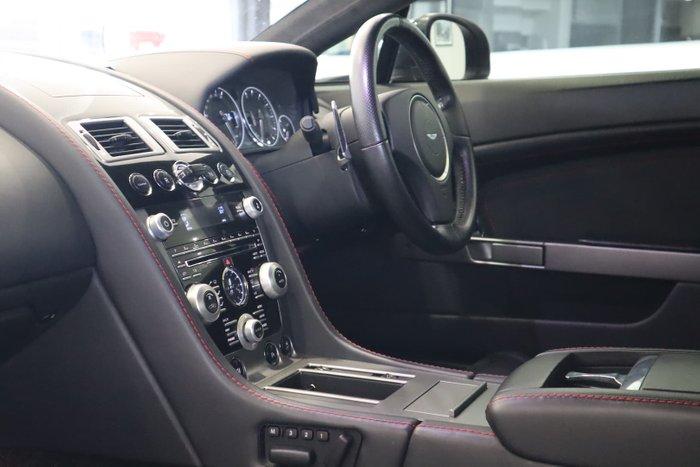 2011 Aston Martin V8 Vantage N420 MY11 Black