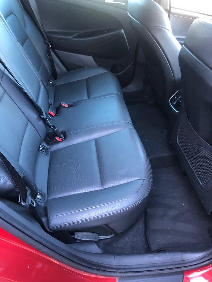 2017 Hyundai Tucson Highlander TLE2 MY18 AWD Fiery Red