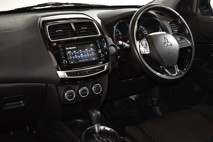 2017 Mitsubishi ASX LS XC MY17 Lightning Blue
