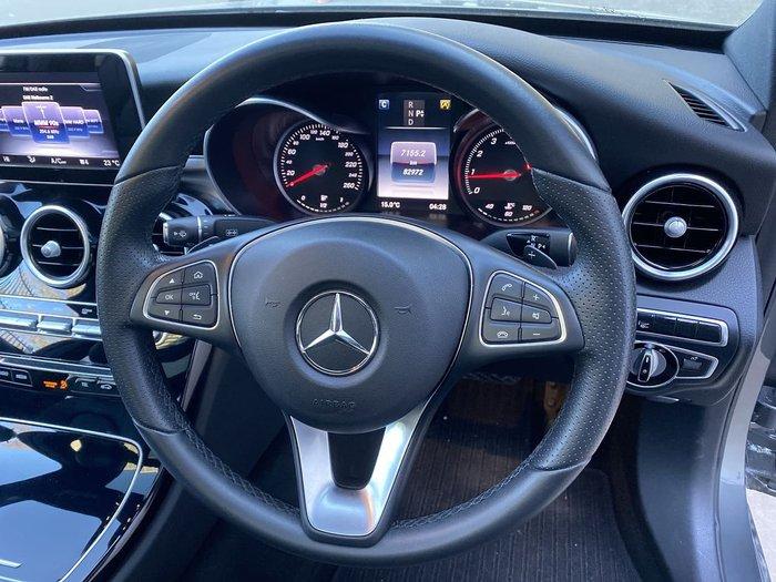 2016 Mercedes-Benz C-Class C200 W205 Grey
