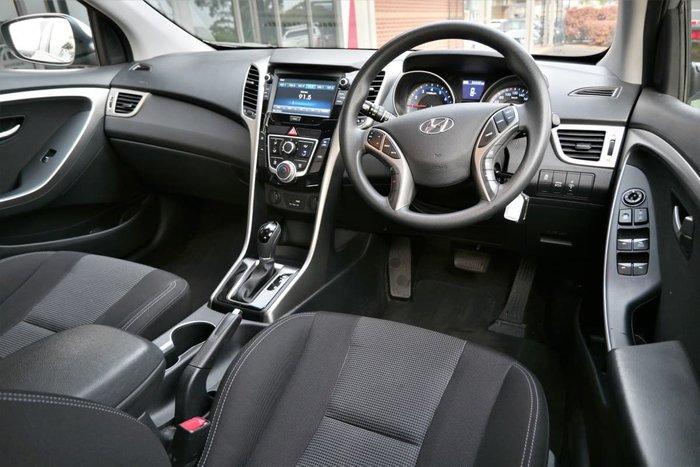 2017 Hyundai i30 Active GD4 Series II MY17 Silver
