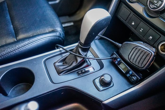 2017 Mazda BT-50 GT UR 4X4 Dual Range Cool White