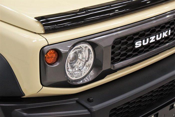 2020 Suzuki Jimny GJ 4X4 Dual Range Chiffon Ivory