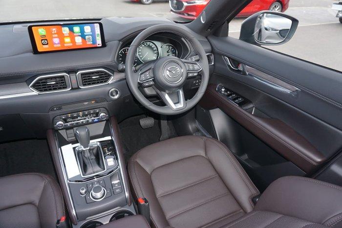 2021 Mazda CX-5 Akera KF Series AWD Machine Grey