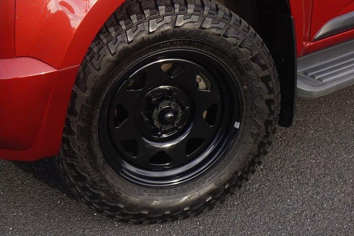 2013 Holden Colorado LTZ RG MY14 4X4 Dual Range Red