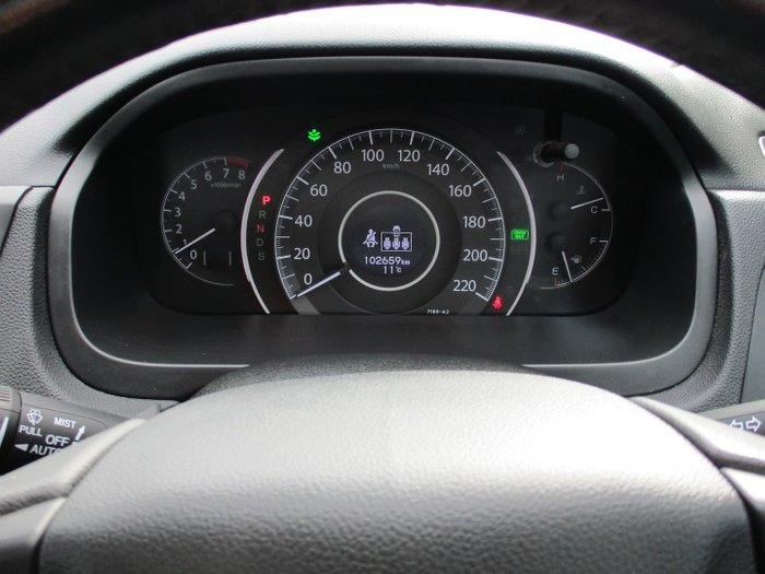 2016 Honda CR-V VTi-L RM Series II MY17 4X4 On Demand Modern Steel
