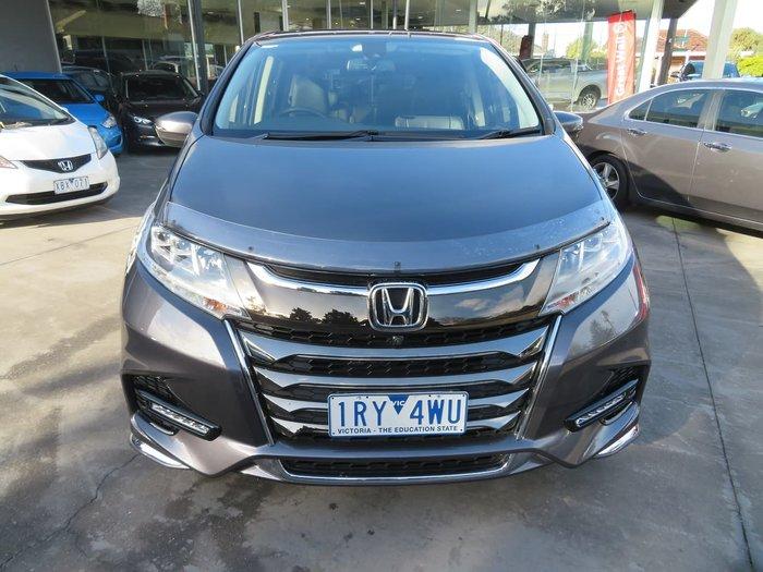 2020 Honda Odyssey VTi-L 5th Gen MY20 Grey