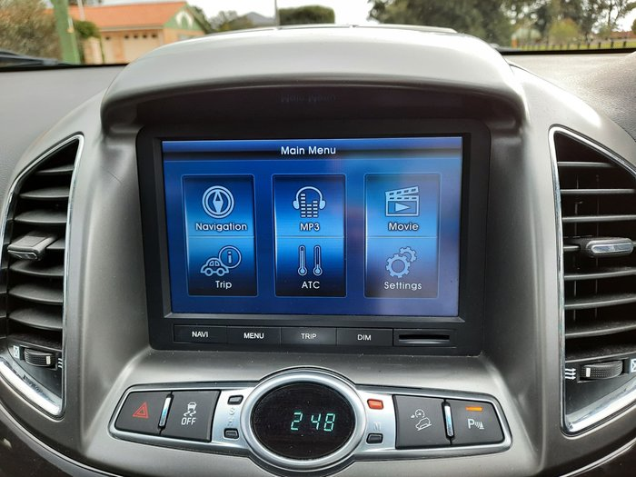 2015 Holden Captiva LTZ CG MY16 AWD Nitrate
