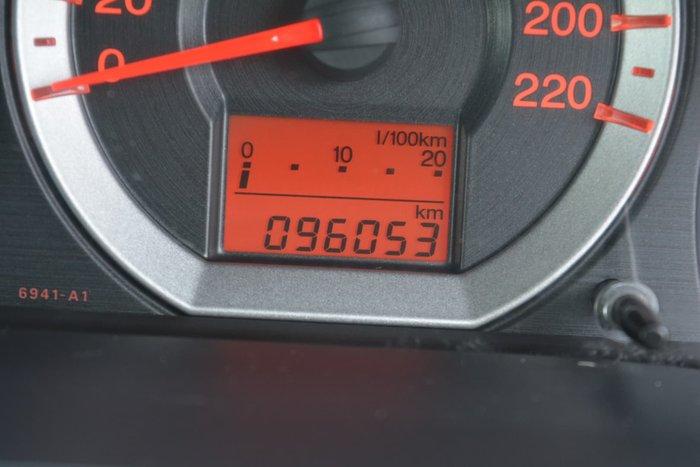2011 Honda City VTi GM MY11 Taffeta White