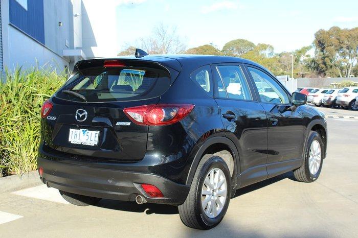 2016 Mazda CX-5 Maxx Sport KE Series 2 Black