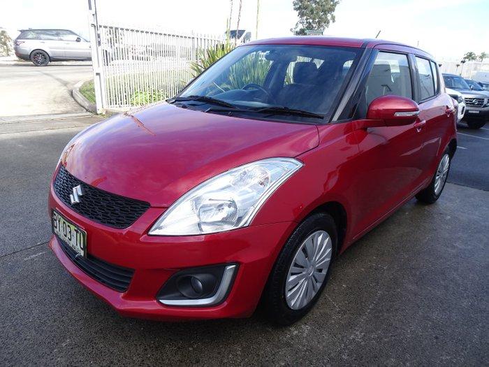 2013 Suzuki Swift GL