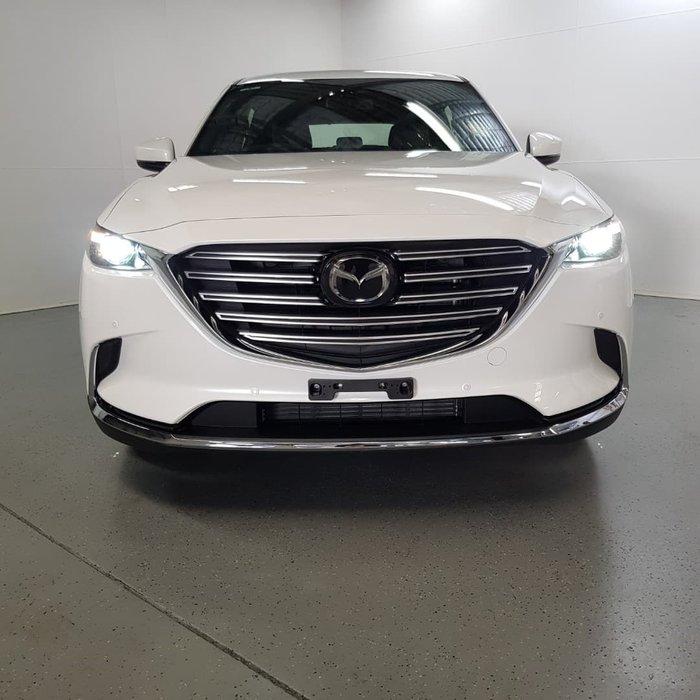 2021 Mazda CX-9 GT TC Snowflake White Pearl