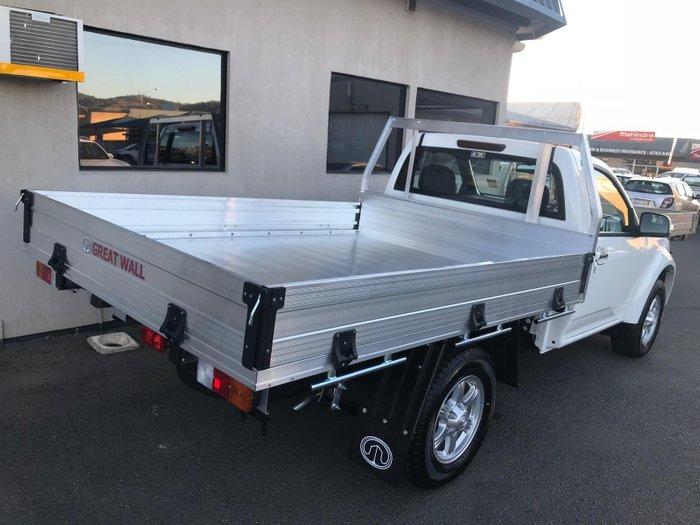 2021 GWM Steed K2 White