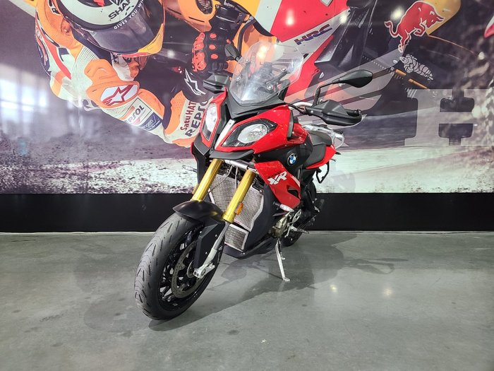 2015 Bmw S 1000 XR Red