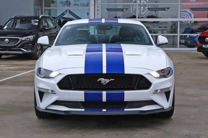 2018 Ford Mustang GT FN MY18 White