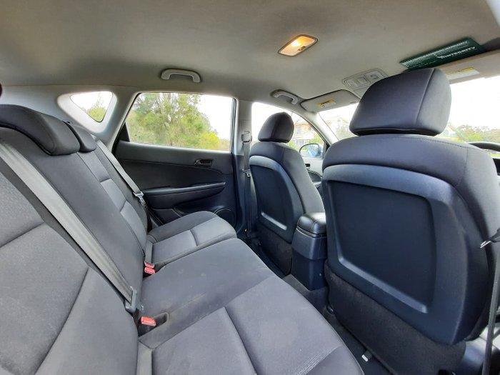 2008 Hyundai i30 SX FD Sky Blue