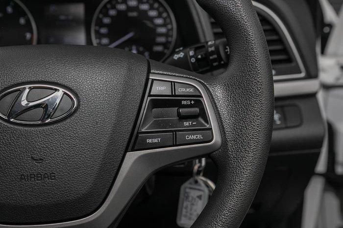 2016 Hyundai Elantra Active AD MY17 White