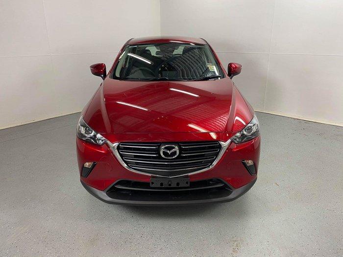 2021 Mazda CX-3 Maxx Sport DK Soul Red Crystal