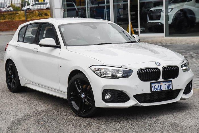 2016 BMW 1 Series 118i M Sport F20 LCI White