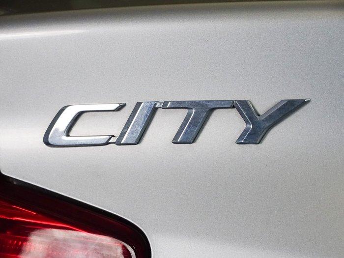 2011 Honda City VTi GM MY11 Alabaster Silver