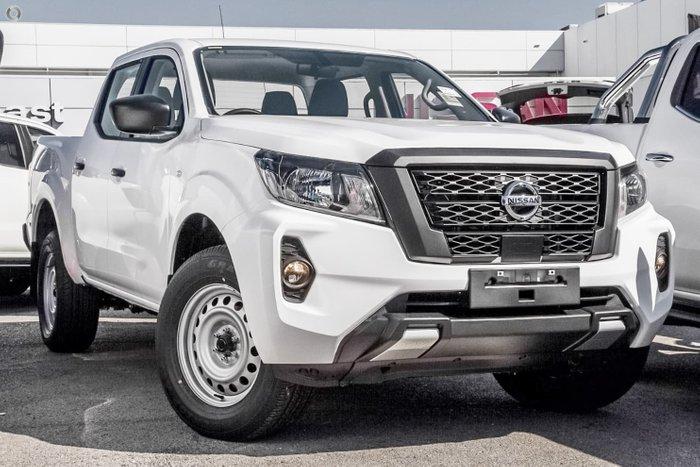 2021 Nissan Navara SL D23 Solid White
