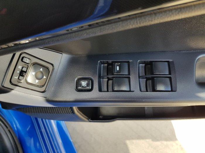 2015 Mitsubishi Lancer GSR CF MY16 Lightning Blue