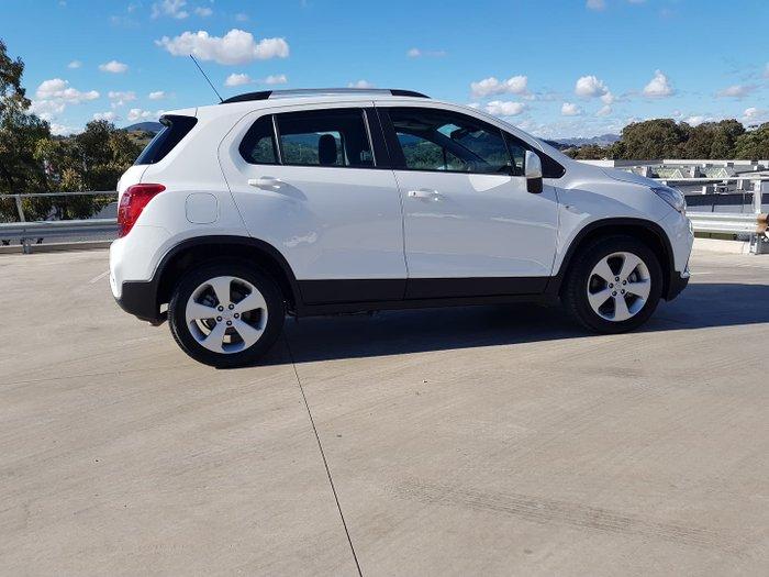2019 Holden Trax LS TJ MY20 White