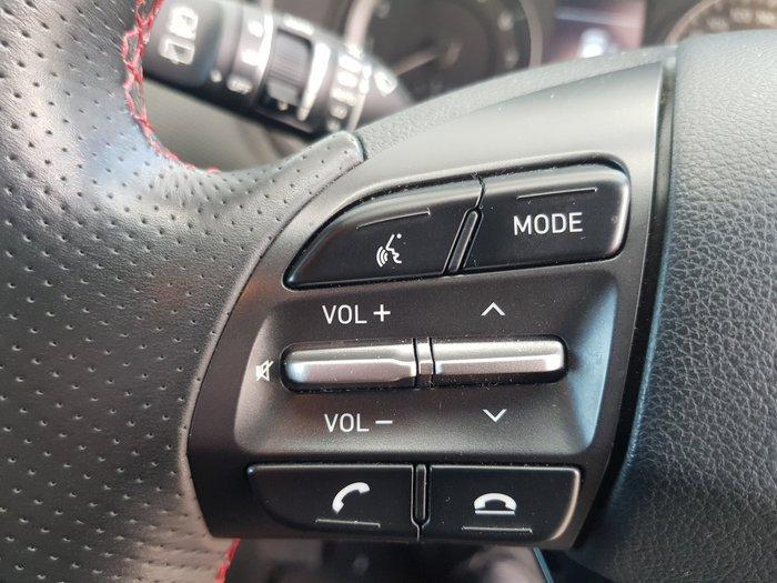 2017 Hyundai Kona Elite OS MY18 AWD Dark Knight