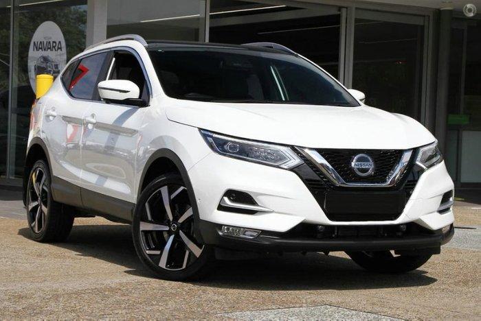 2020 Nissan QASHQAI Ti