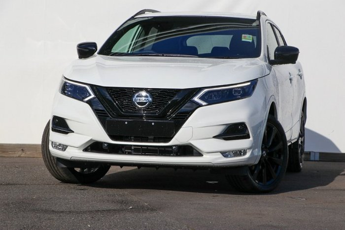 2021 Nissan QASHQAI Midnight Edition