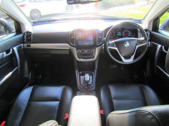2017 Holden Captiva LTZ CG MY17 AWD Blue