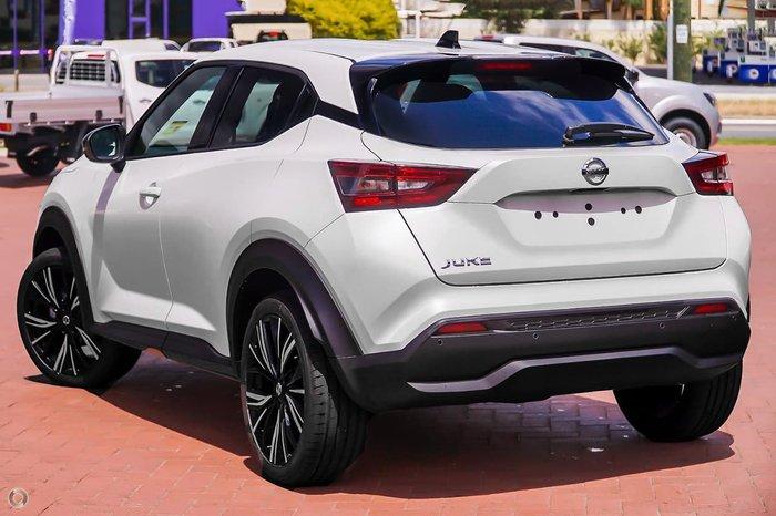 2021 Nissan JUKE Ti F16 White