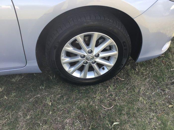 2017 Toyota Camry Altise ASV50R Ocean Mist