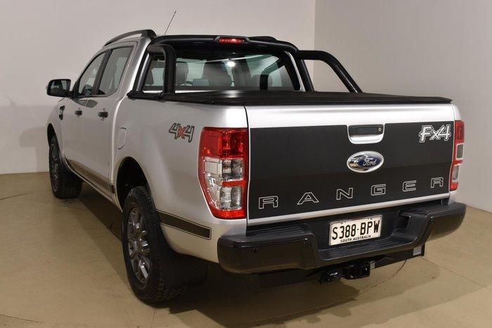 2017 Ford Ranger FX4 PX MkII 4X4 Dual Range Ingot Silver