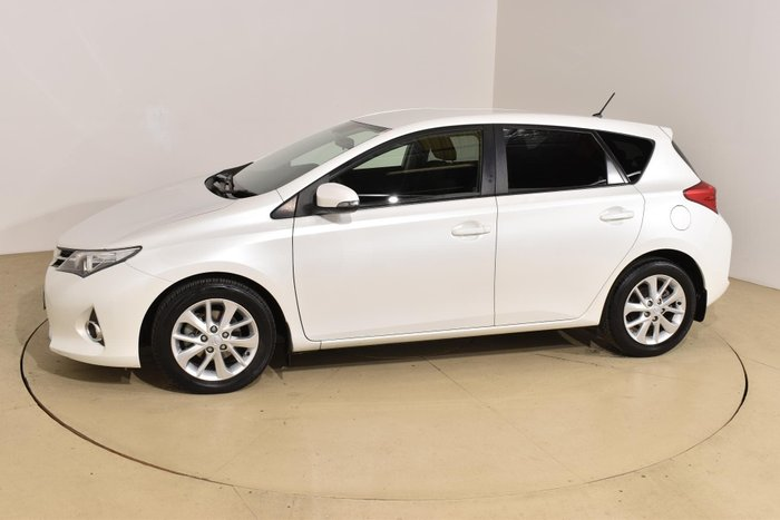 2014 Toyota Corolla Ascent Sport ZRE182R Crystal Pearl