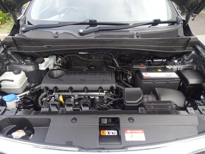 2013 Kia Sportage Platinum SL MY13 4X4 On Demand Black Cherry