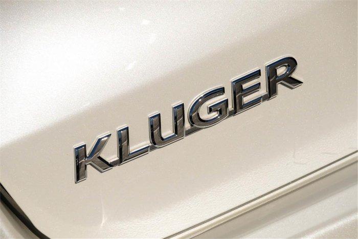 2016 Toyota Kluger Grande GSU55R PEARL WHITE