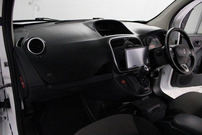 2019 Renault Kangoo F61 Phase II Mineral White