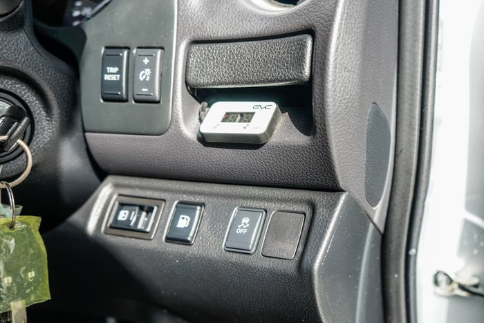 2020 Nissan Navara SL D23 Series 4 4X4 Dual Range Brilliant Silver