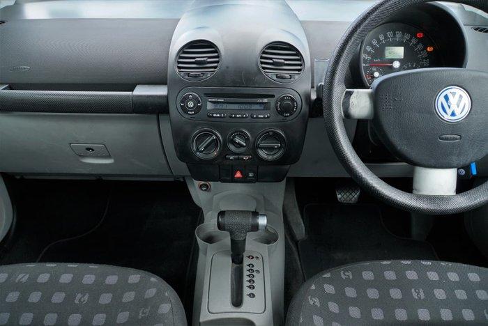 2000 Volkswagen Beetle 9C Uni Black