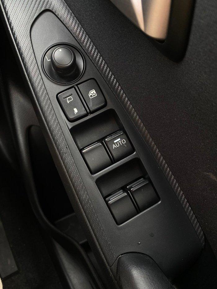 2017 Mazda 2 Maxx DL Series Silver