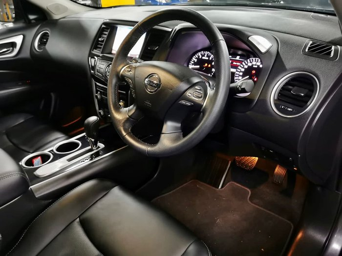2019 Nissan Pathfinder Ti R52 Series III MY19 Grey