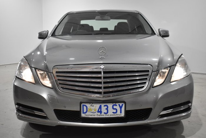 2013 Mercedes-Benz E-Class E200 W212 Silver