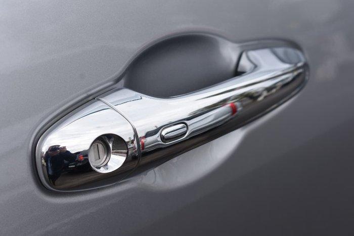 2020 Toyota Fortuner GXL GUN156R 4X4 Dual Range Silver Sky
