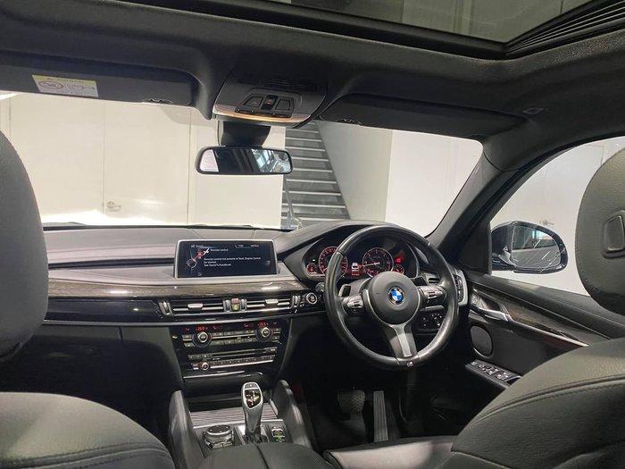 2016 BMW X6 xDrive30d F16 4X4 Constant Grey