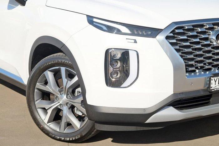 2021 Hyundai Palisade Highlander LX2.V1 MY21 White