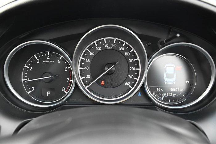 2018 Mazda 6 GT GL Series Sonic Silver