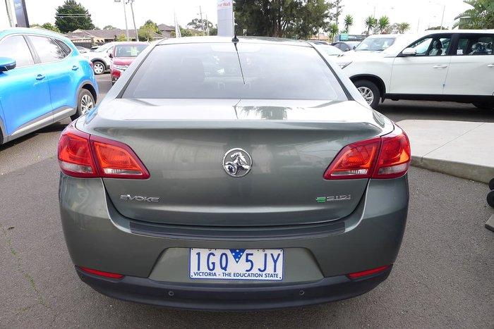 2013 Holden Commodore Evoke VF MY14 Green