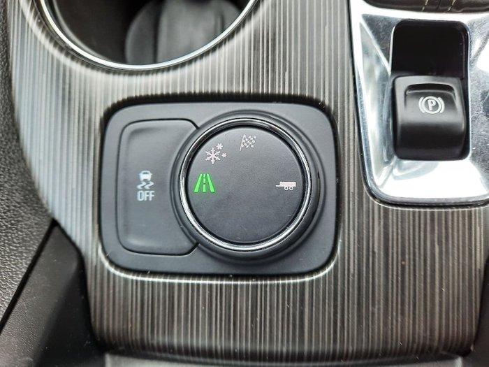 2018 Holden Acadia LT AC MY19 Abalone White
