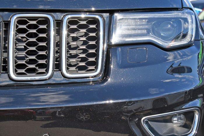 2019 Jeep Grand Cherokee Limited WK MY20 4X4 Dual Range Diamond Black Crystal